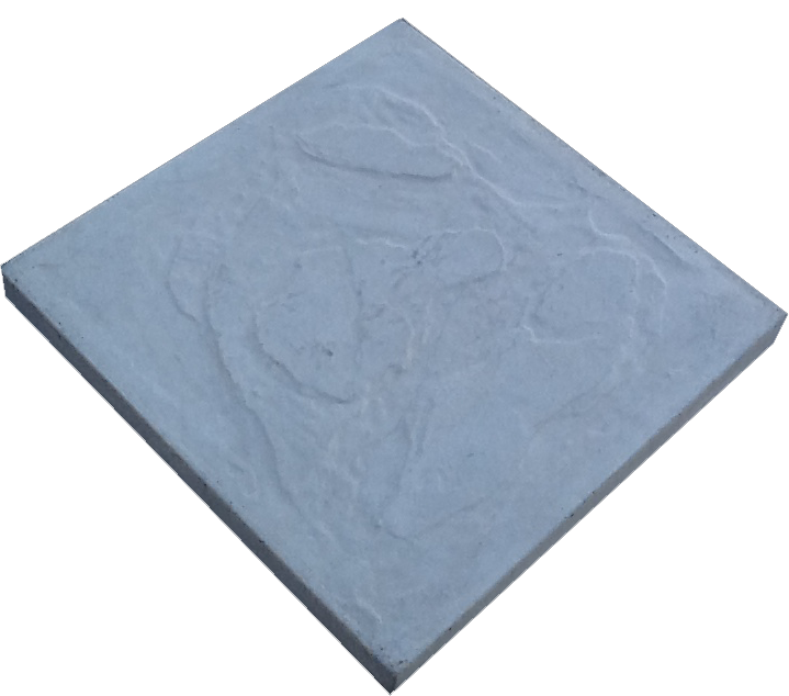 "Outdoor Flooring Concrete Pavers - 16"" x 16"" - 11"