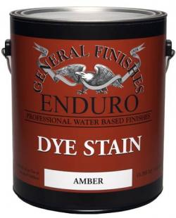 General Finishes - Enduro Dye Stain