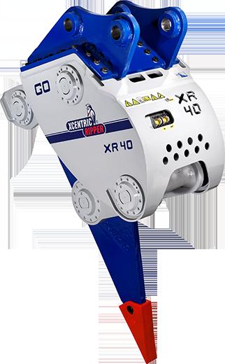 Xcentric Ripper Excavator Attachment - XR40