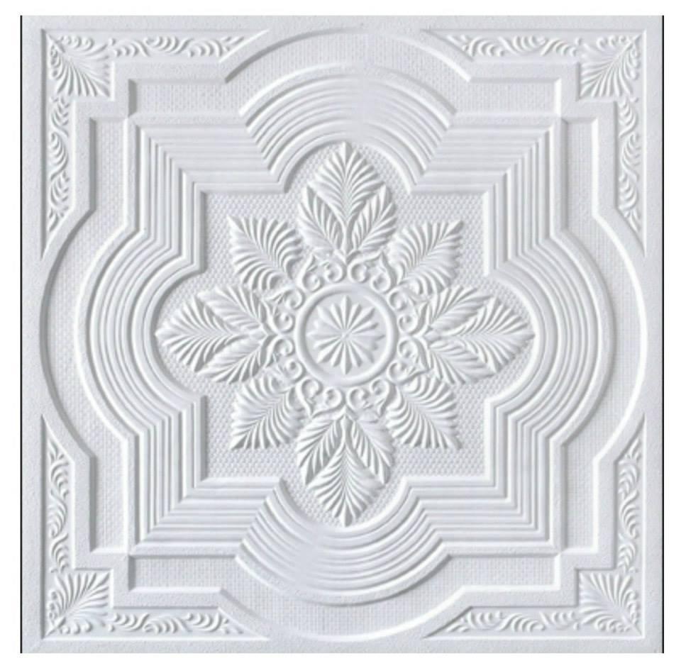 Ceiling tiles gypsum ceilings acoustic ceilings vinyl white doublecrazyfo Gallery