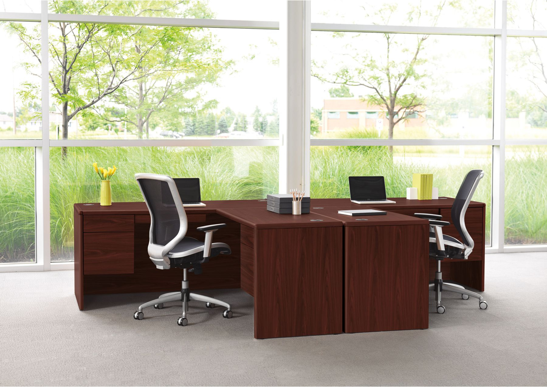 Phenomenal Office Furniture Office Desks Office Chairs In Trinidad Interior Design Ideas Tzicisoteloinfo