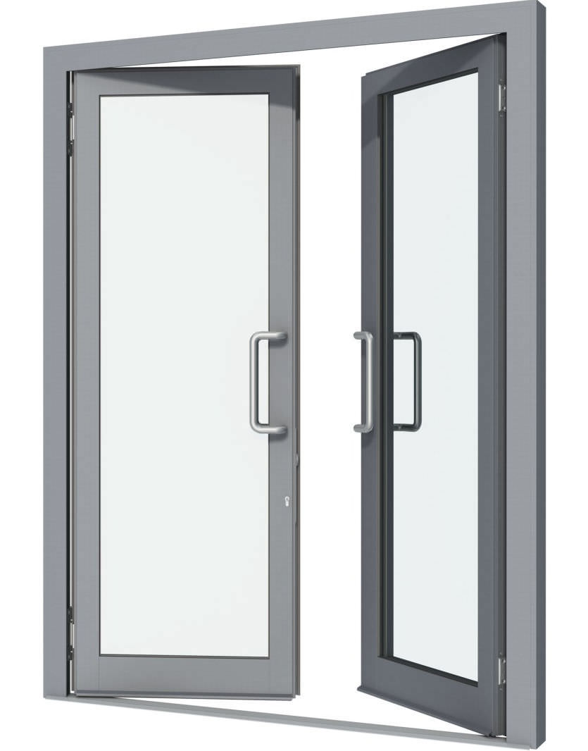 Aluminum Doors (25 products)