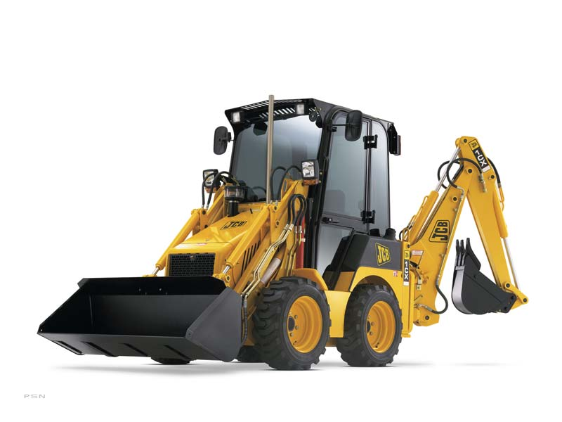 JCB Mini Backhoe - 1CX