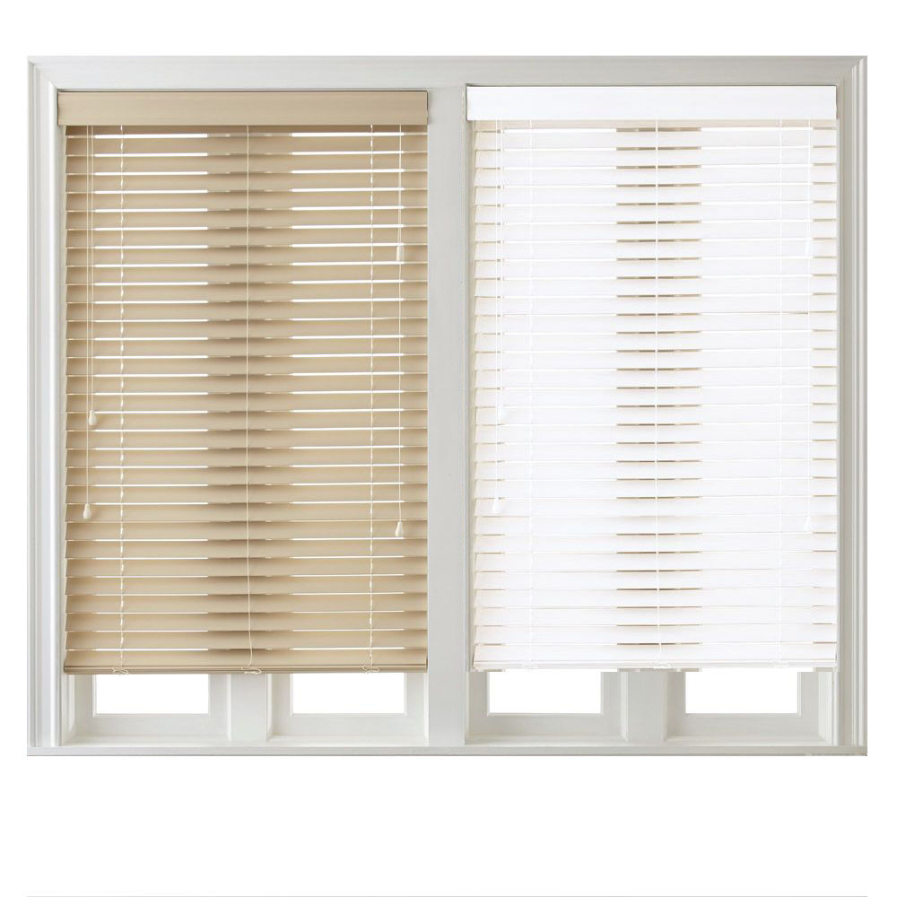 hand up close t valance and mounting clips brackets screw outside box blinds curtain blind vertical drapes