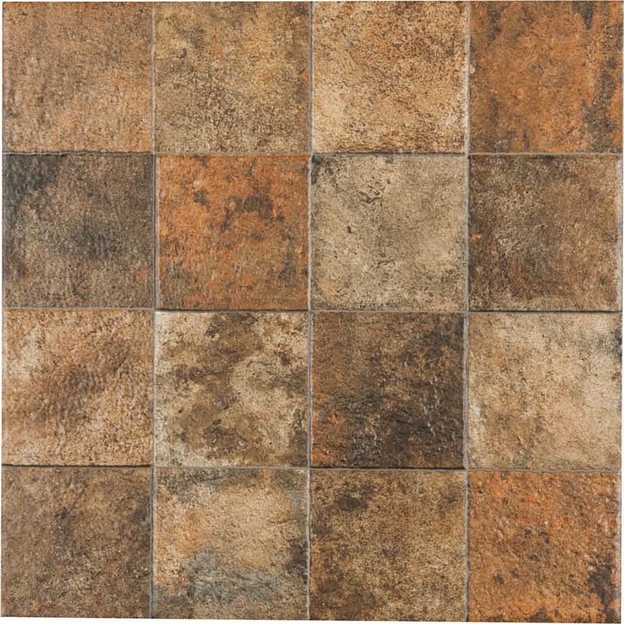 Terracotta high definition 21 x 21 outdoor floor tile cps plumbing