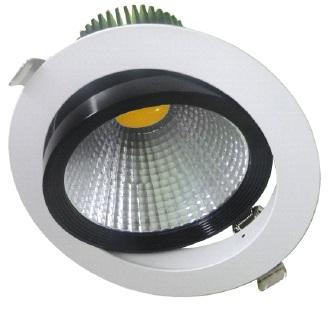 Indoor LED Downlighter Niesoh Lighting Solutions In Trinidad The Building