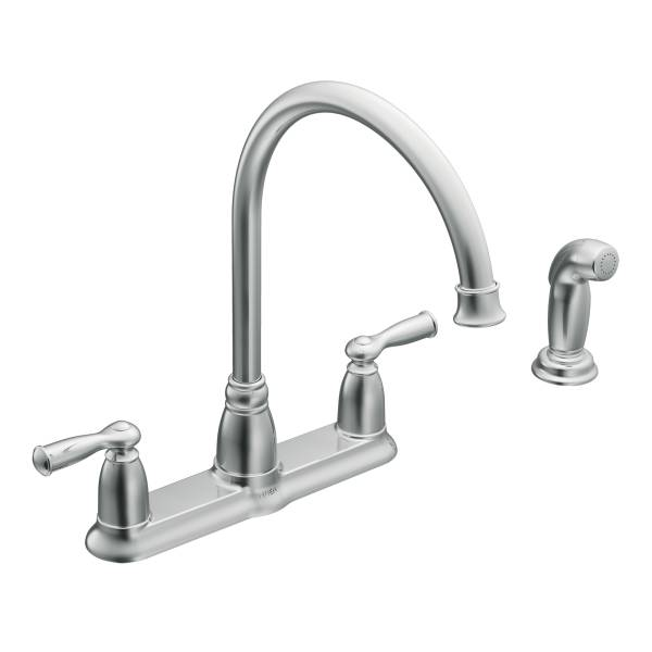 Sayco Two Handle Bathroom Faucet 114A CP s Plumbing