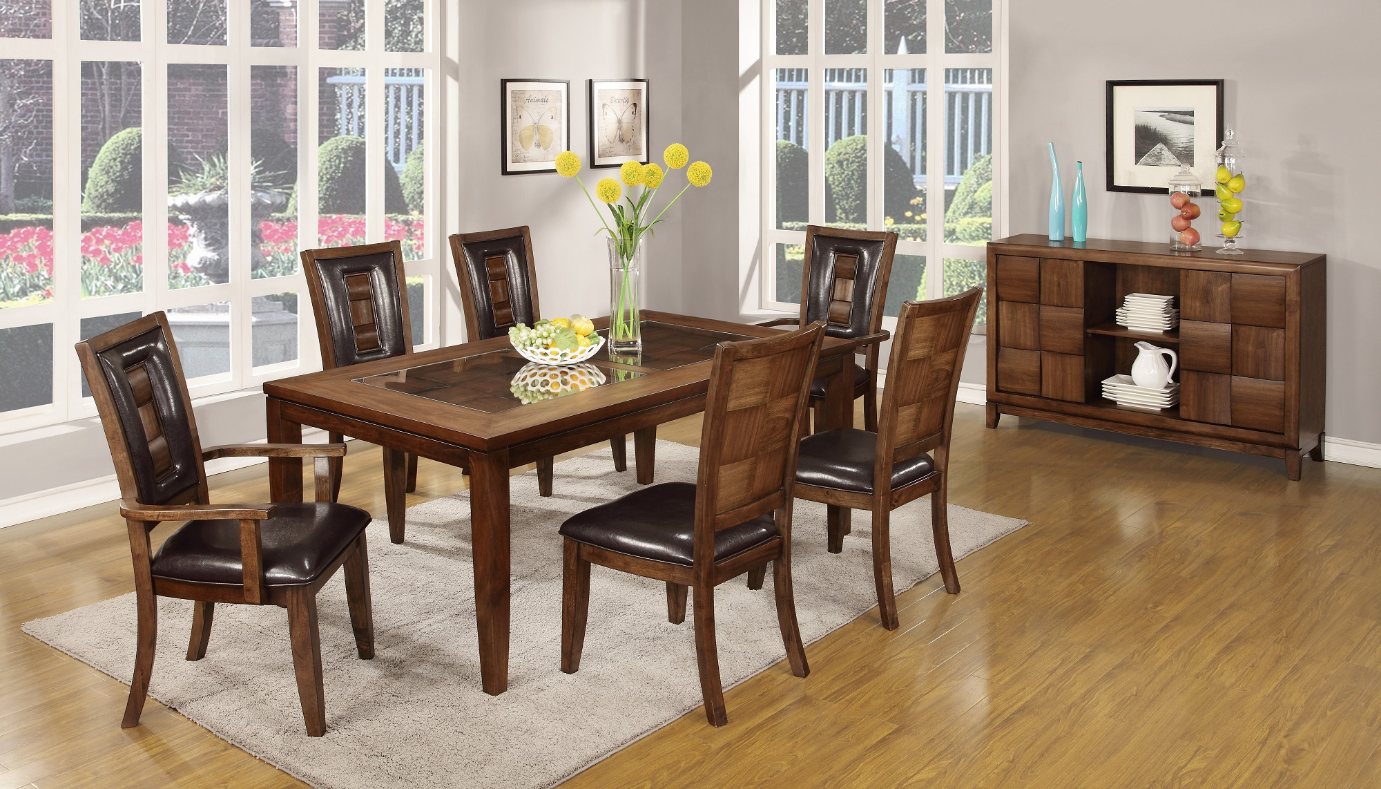 Orlando Pub Dining Set Merlot Signature Selection In