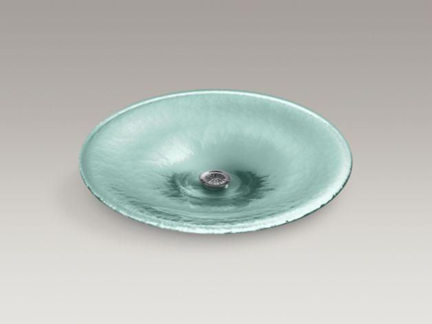 Verticylтў Rectangular Undermount Bathroom Sink K-2882-0 kohler - verticyl rectangular, undermount bathroom sink - k-2882-0