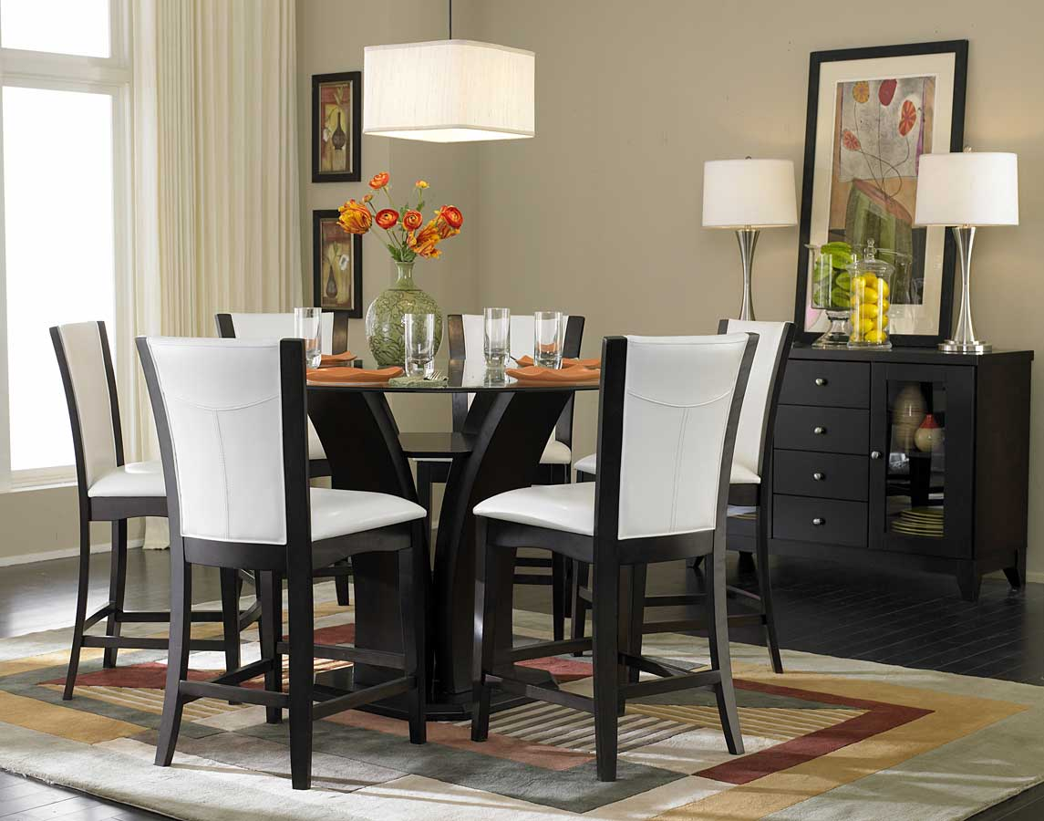Aaron Dining Set Collection Daisy