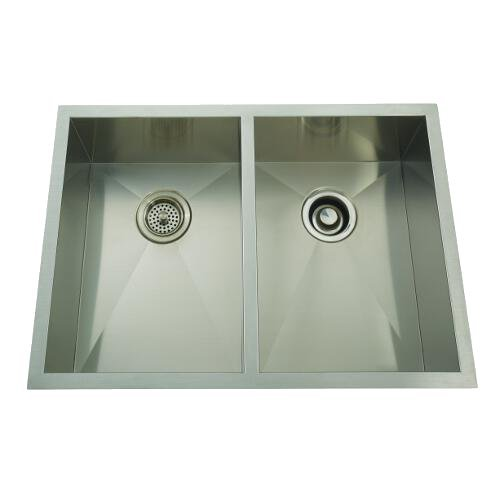 Kohler - Vault Series - Stainless Steel Kitchen Sink - K