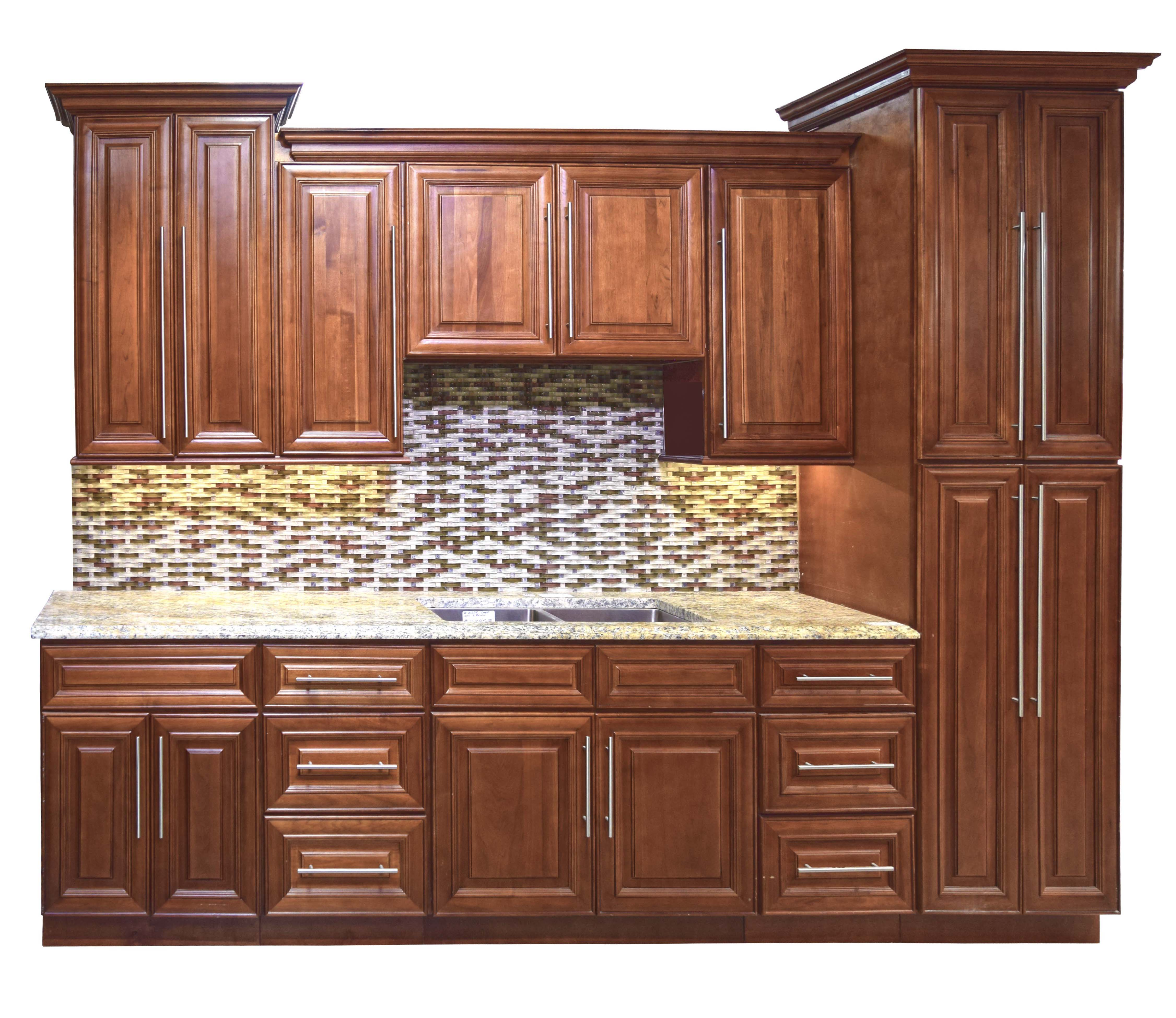 Imported Wooden Kitchen Cabinetry York Collection The Roopnarine Showroom In Trinidad The