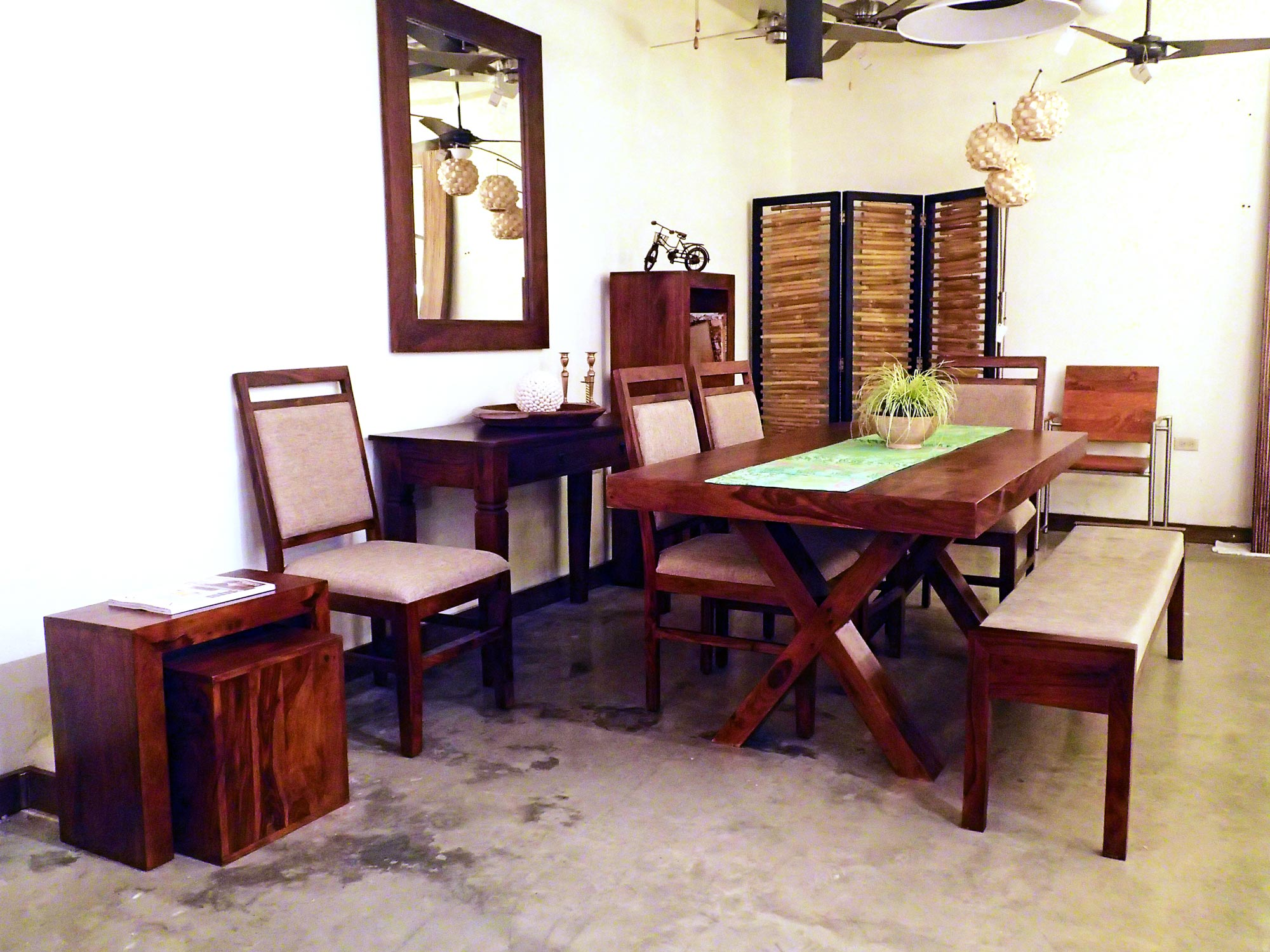 Railway Collection Dining Room Set
