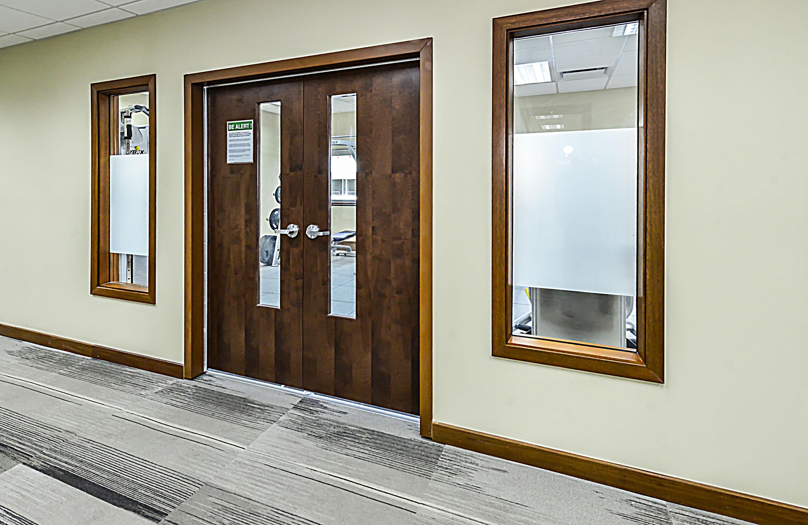 Commercial Wood Doors : Unique doors trinidad steel products