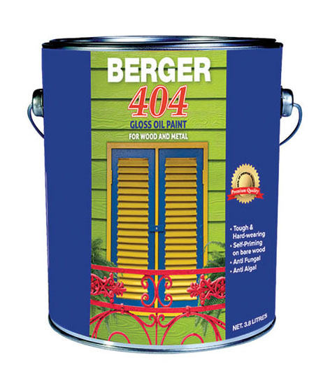 Berger Paints Trinidad Limited Interior And Exterior Paints The