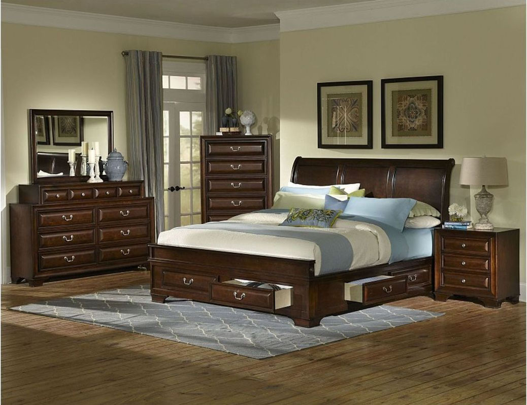 Marvelous photograph of Bedroom Furniture Trinidad on The Building Source with #3A2C1D color and 1038x798 pixels