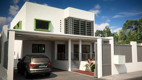 Hdc House Plans Trinidad House Interior